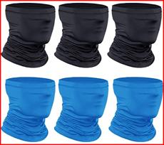 Cover Cooling Neck Gaiter for Men Women Cycling Hiking Fishing